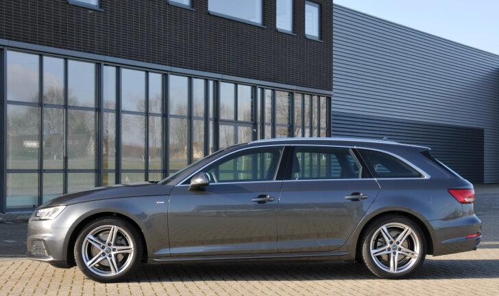 Autozine Autotest Audi A4 Avant