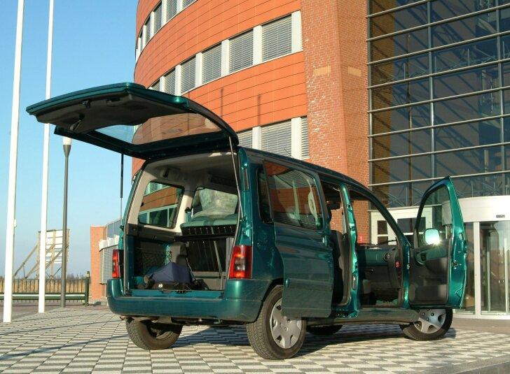 Autozine Autotest Citroen Berlingo 1996 2008