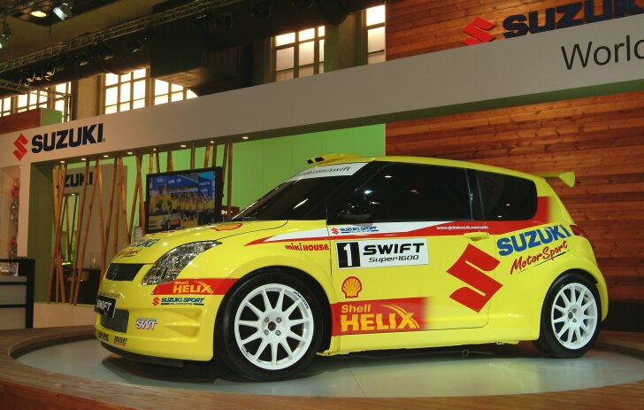 Suzuki Swift LVR