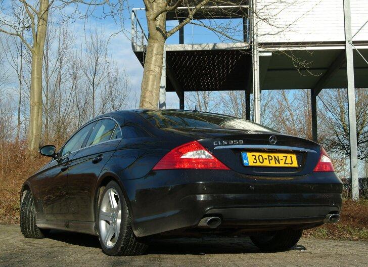 Mercedes-Benz CLS (2004 - 2011)