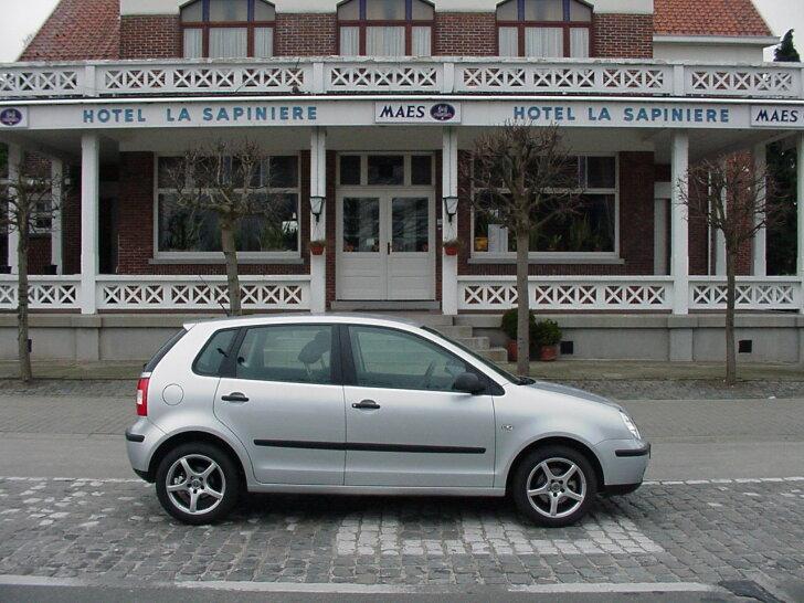 Autozine Autotest Volkswagen Polo 2002 2009 Basis 1 4 16v