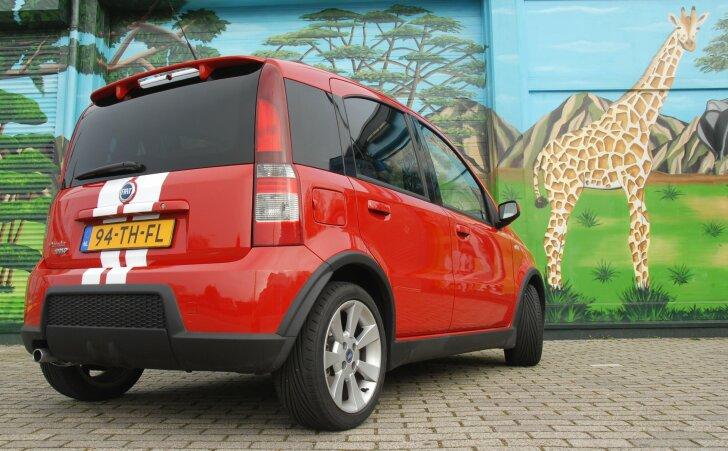 autozine autotest fiat panda 2003 2011 1 4 16v 100. Black Bedroom Furniture Sets. Home Design Ideas