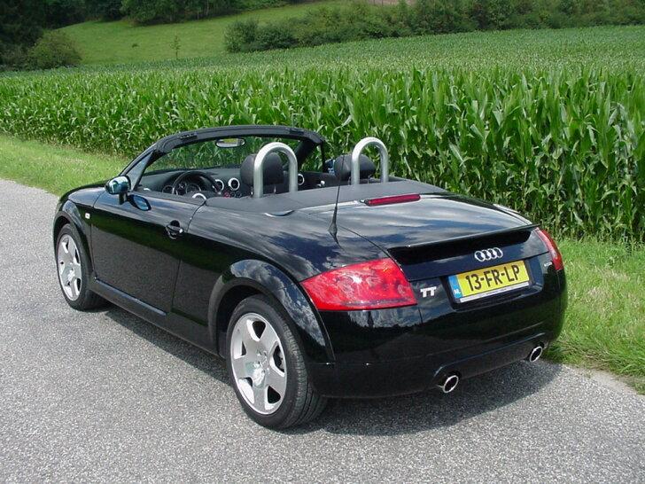 autozine autotest audi tt roadster 1998 2007. Black Bedroom Furniture Sets. Home Design Ideas