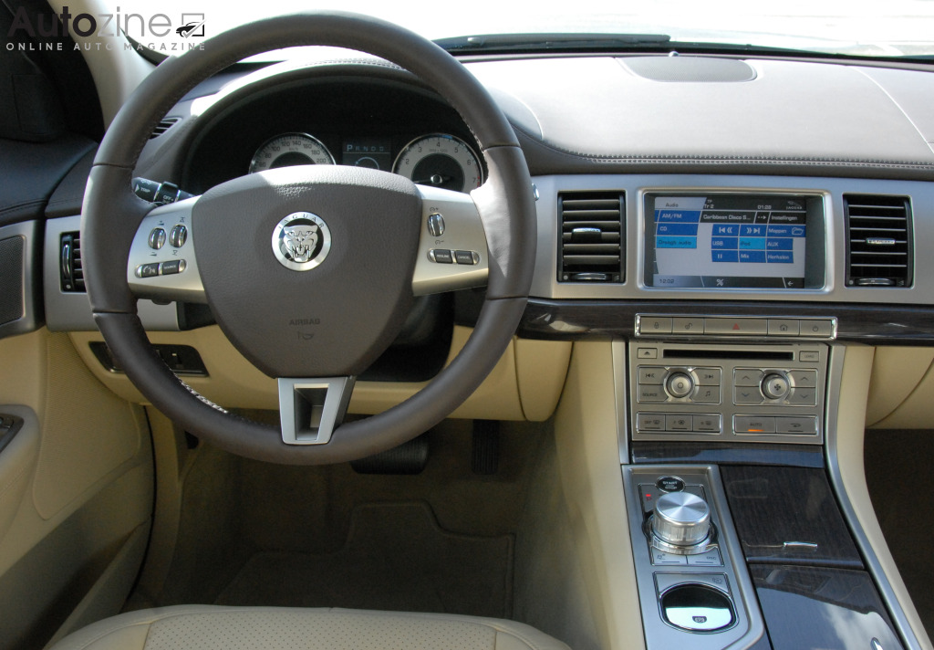 Jaguar XF (2007 - 2015) Interieur