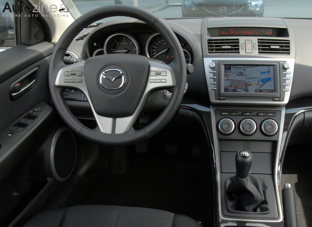 Mazda 6 SportBreak (2008 - 2012) Interieur