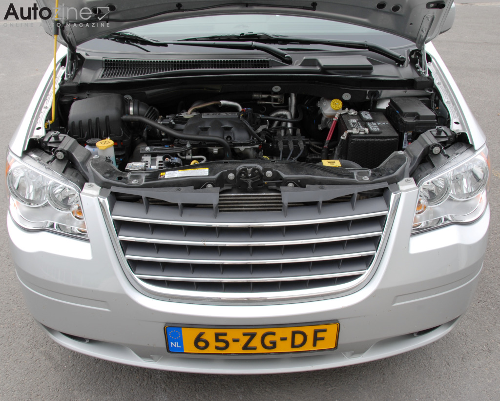 Chrysler Grand Voyager Motor