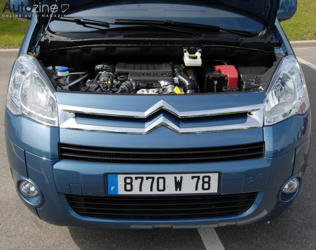 Citroen Berlingo Motor