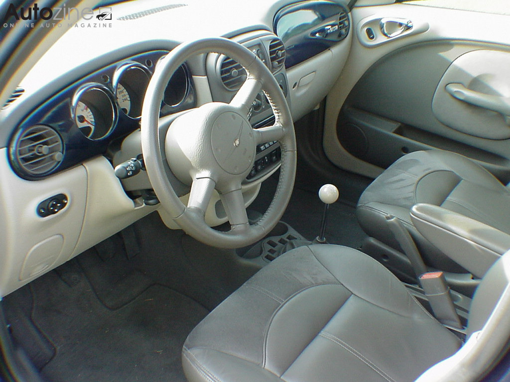 Chrysler PT Cruiser Interieur