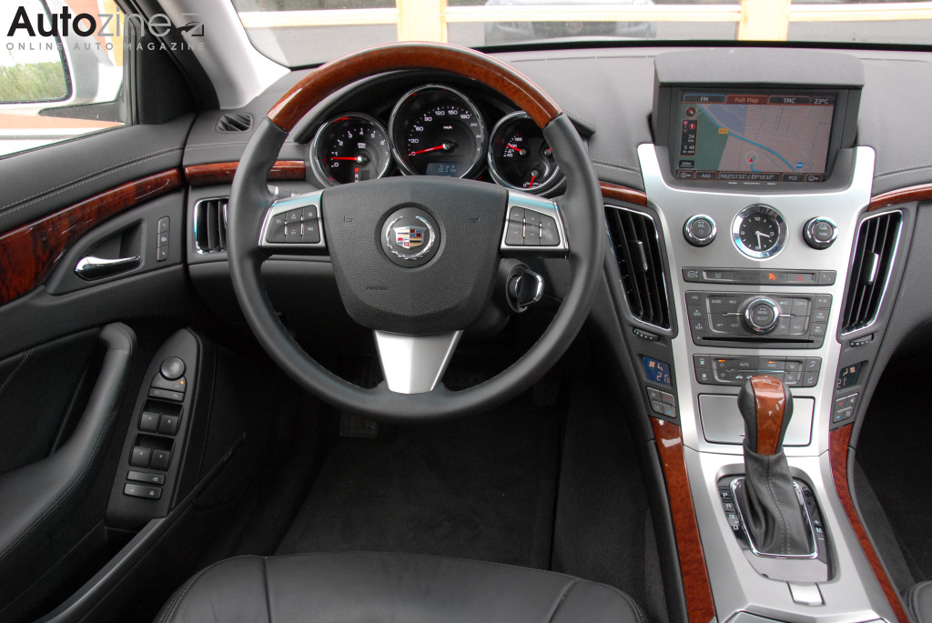 Cadillac CTS Interieur