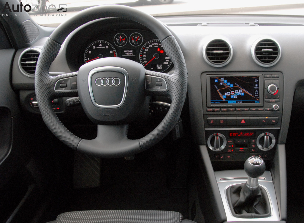 autozine foto 39 s audi a3 sportback 2004 2012 5 6. Black Bedroom Furniture Sets. Home Design Ideas