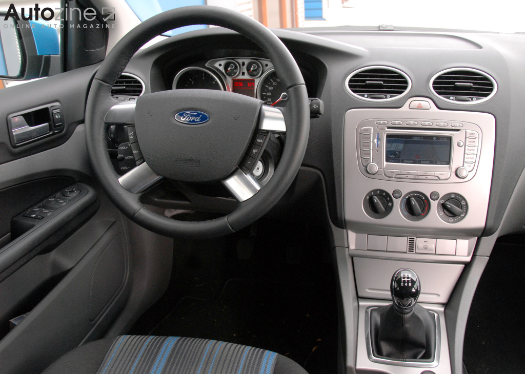 Ford Focus ECOnetic Interieur