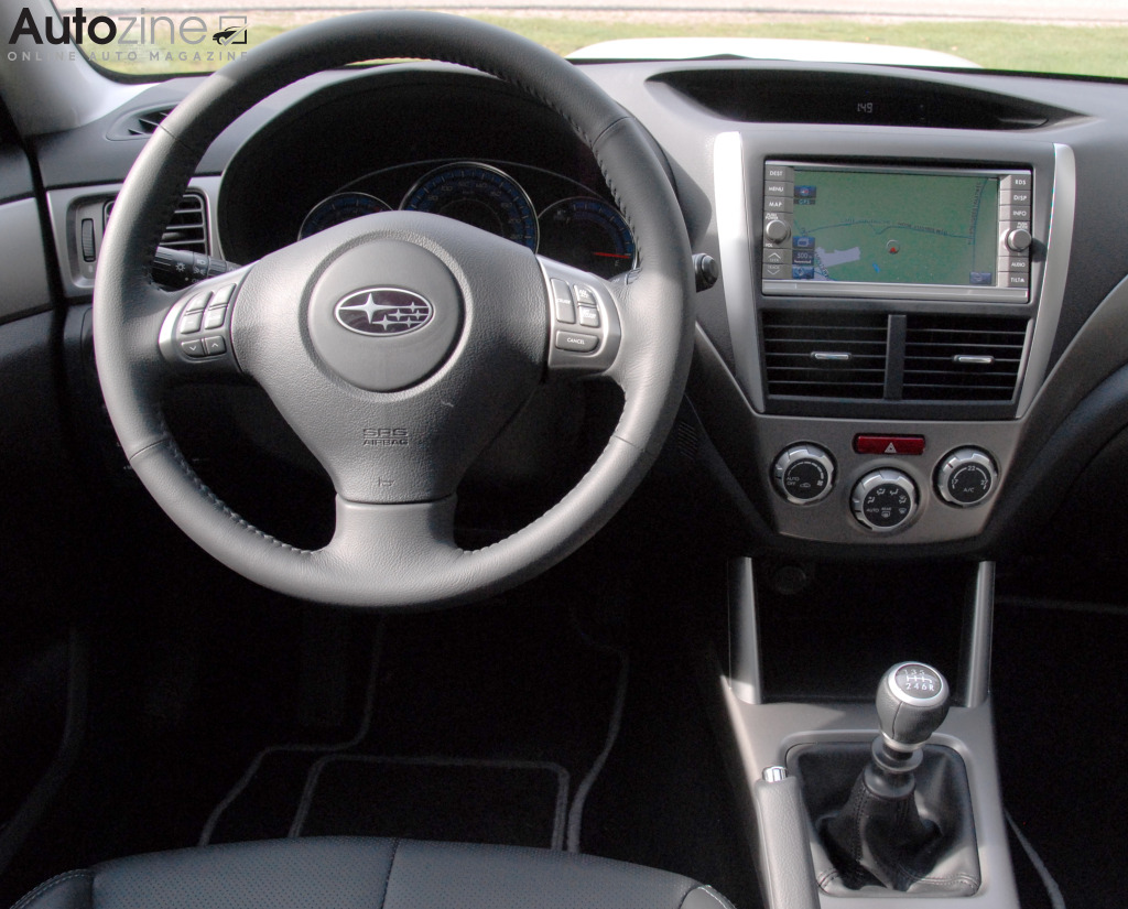 Subaru Forester (2008 - 2013) Interieur