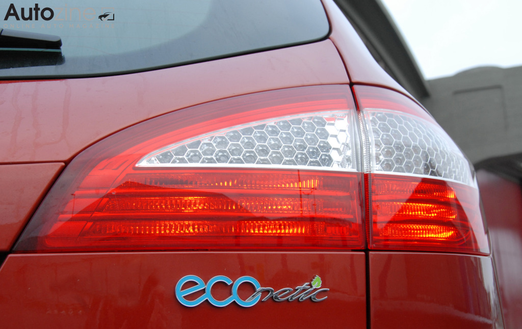Ford Mondeo ECOnetic Logo