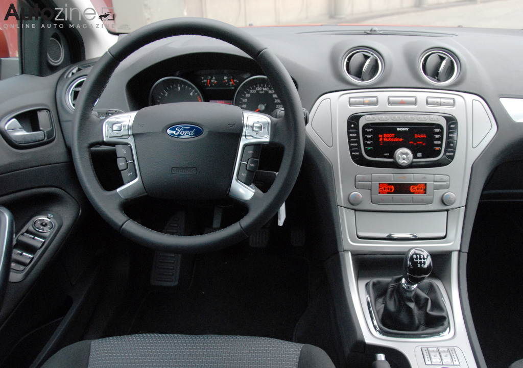 Ford Mondeo ECOnetic Interieur