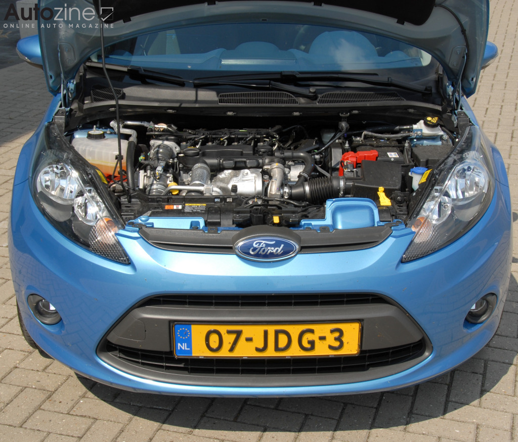 Ford Fiesta EcoNetic Motor