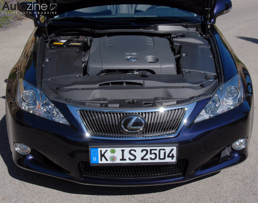 Lexus IS Cabrio Motor