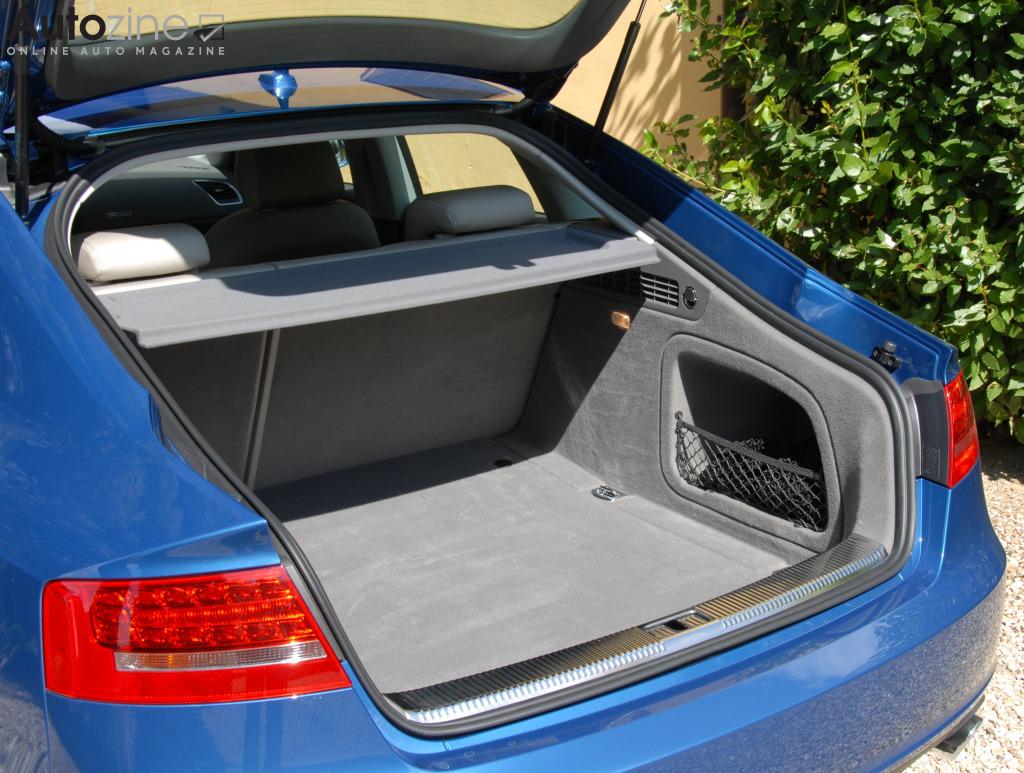 Autozine Foto S Audi A5 Sportback 2009 2016 6 10