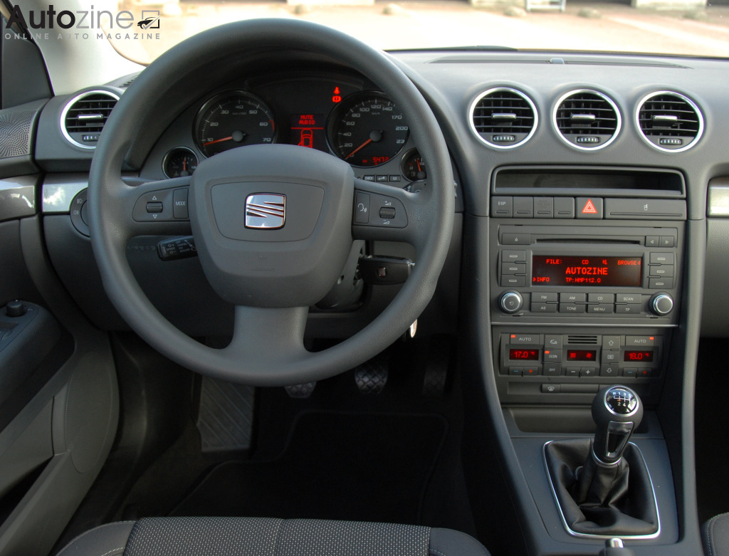 Seat Exeo ST Interieur