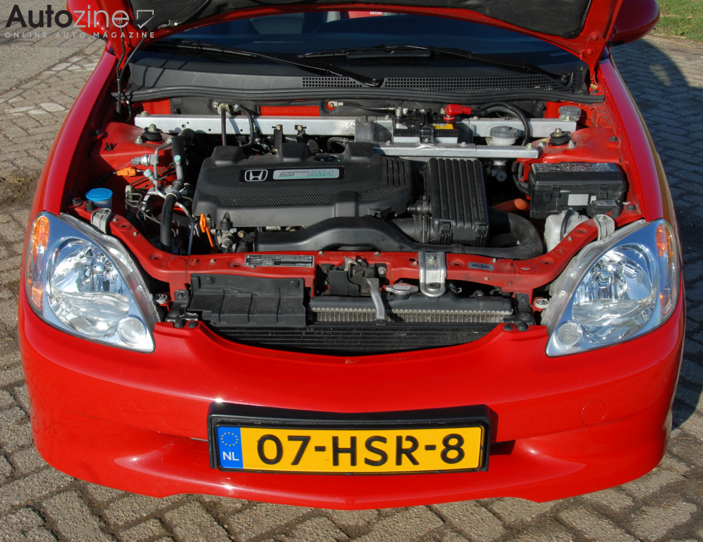 Honda Insight (1999 - 2004) Motor