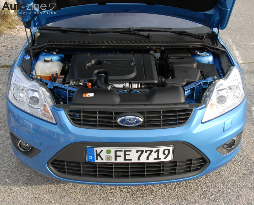 Ford Focus ECOnetic Motor