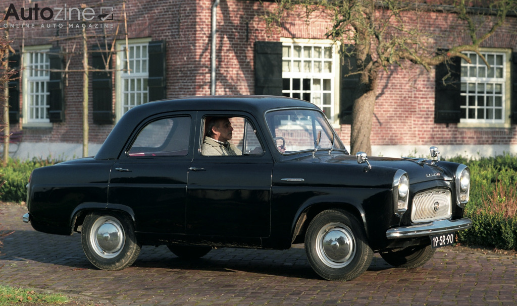 Ford Prefect Voor