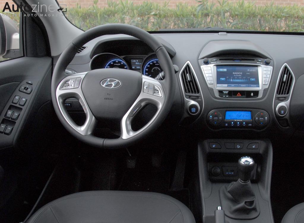 Autozine Foto S Hyundai Ix35 8 9