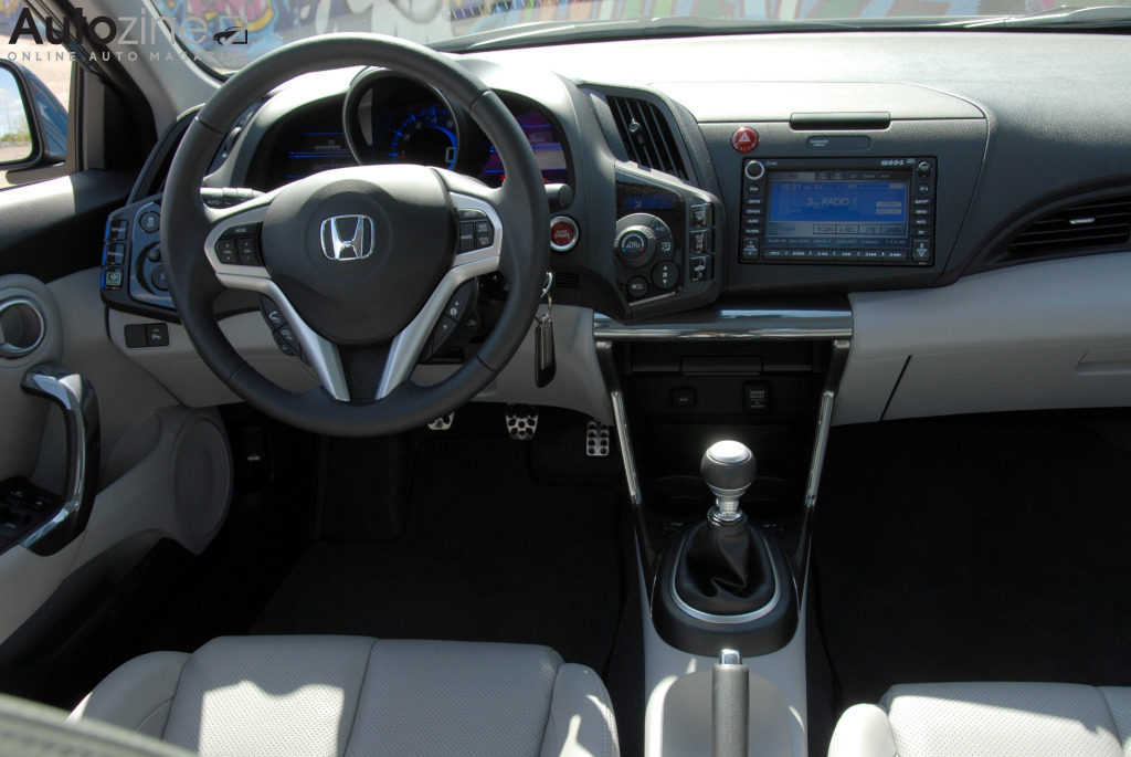 Honda CR-Z Interieur