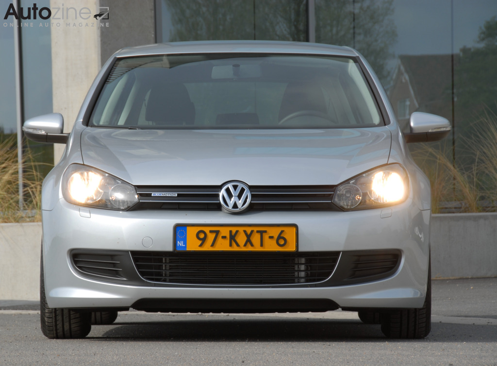 Volkswagen Golf BlueMotion Recht voor