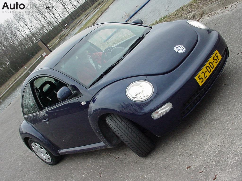 Autozine Rij Impressie Volkswagen New Beetle