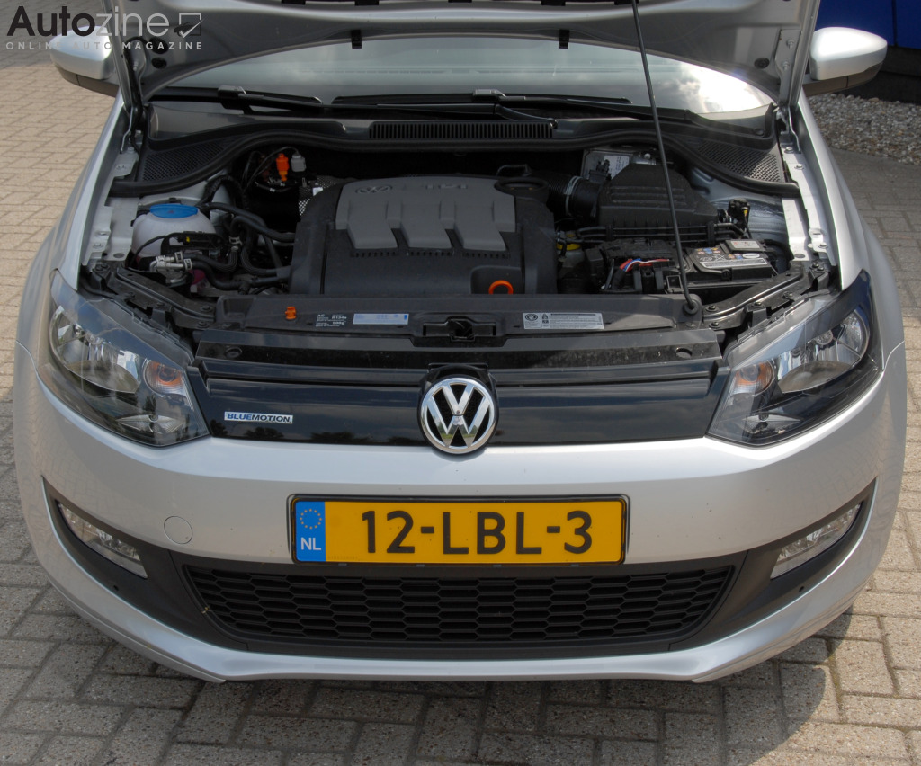 Volkswagen Polo BlueMotion Motor