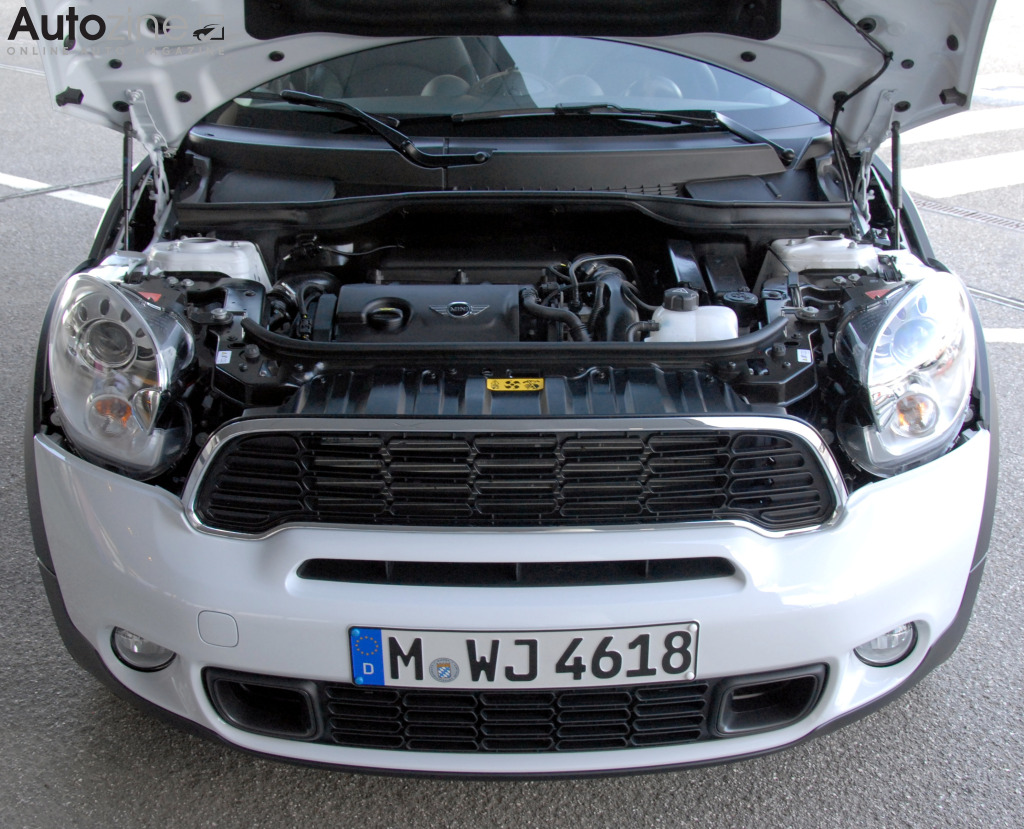 Mini Countryman Motor