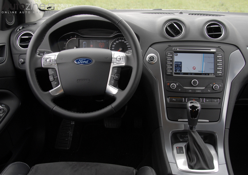 Ford Mondeo (2007 - 2014) Interieur