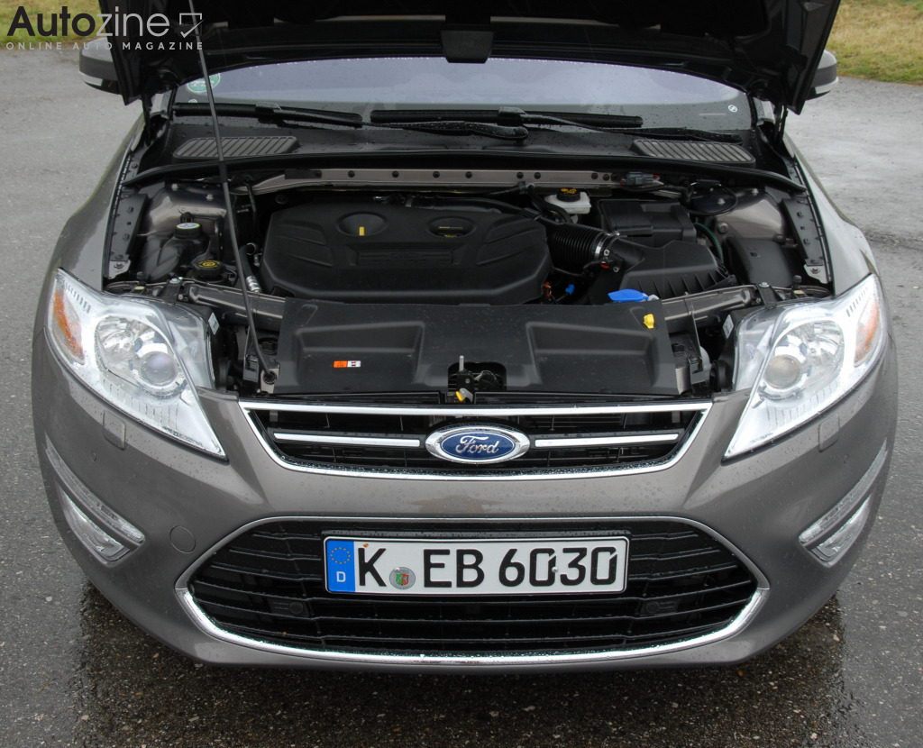 Ford Mondeo (2007 - 2014) Motor