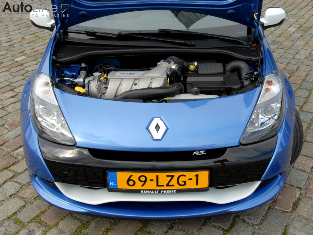 Renault Clio RS Motor