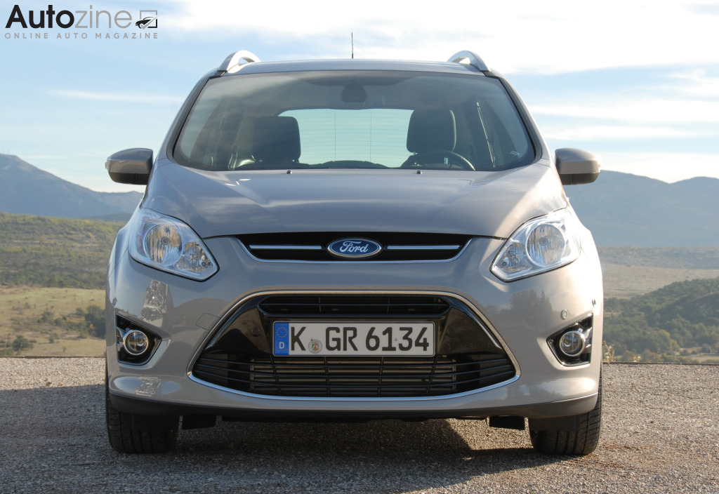 Ford Grand C-Max Recht voor