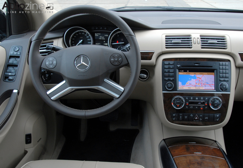 Mercedes-Benz R-Klasse Interieur