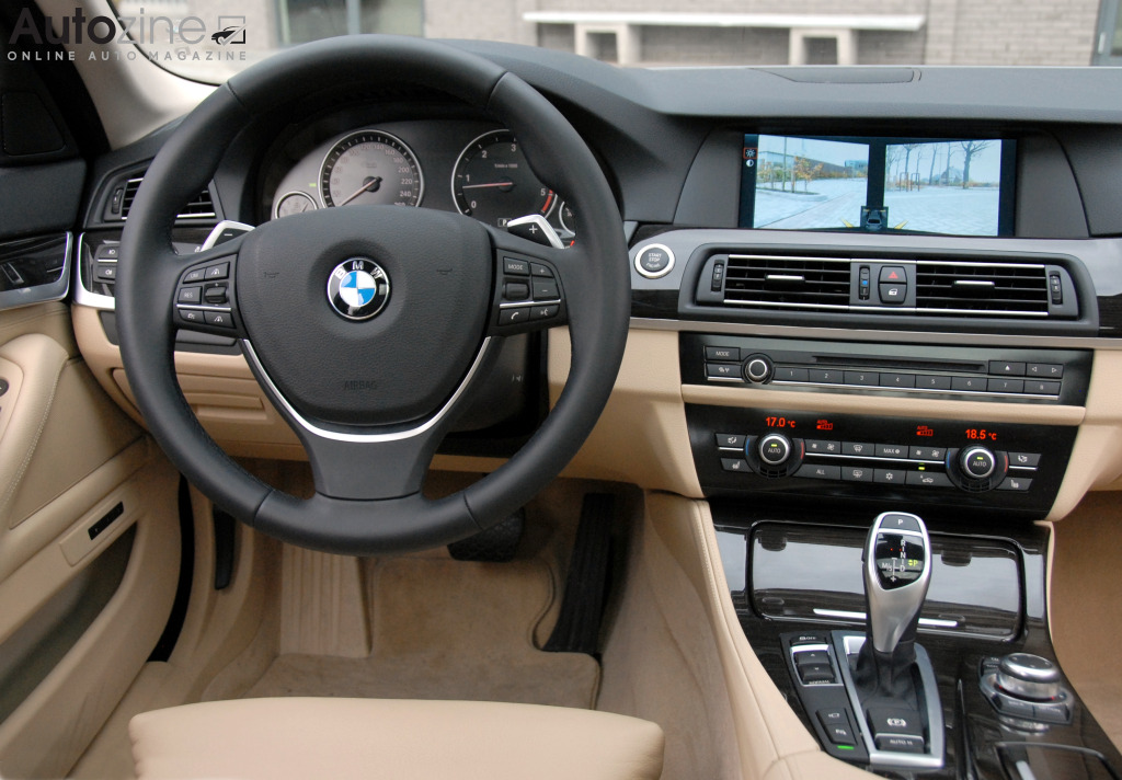 BMW 5-Serie Touring (2010 - 2017) Interieur