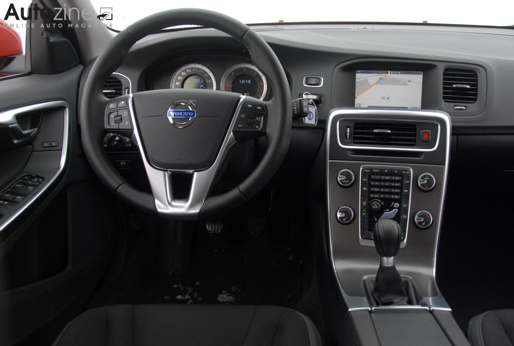 Beautiful Interieur Volvo V60 Photos - Ideeën Voor Thuis ...