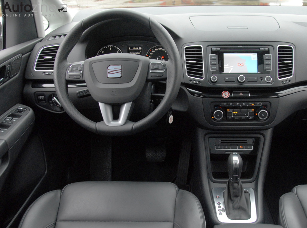 Seat Alhambra Interieur