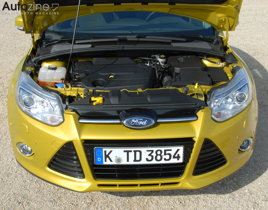 Ford Focus (2011 - 2018) Motor
