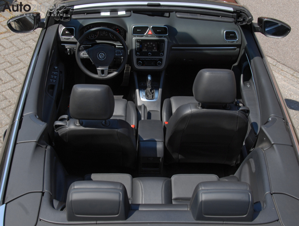 Autozine - Foto\'s: Volkswagen Eos (6 / 8)