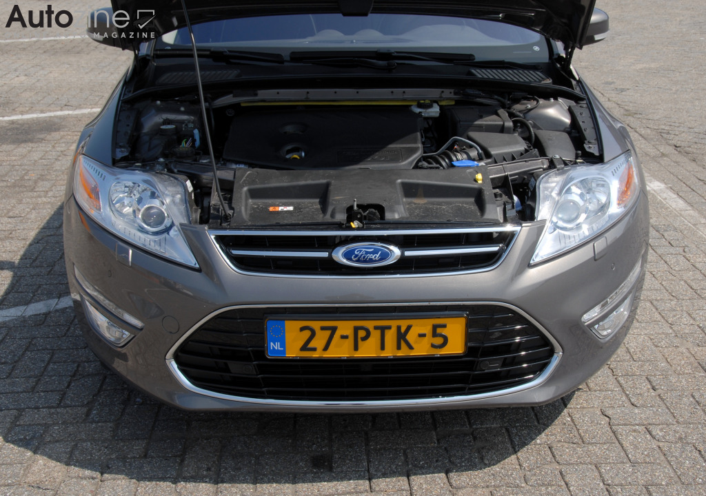 Ford Mondeo ECOnetic Motor