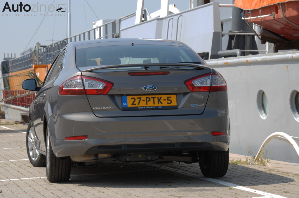 Ford Mondeo ECOnetic Recht achter