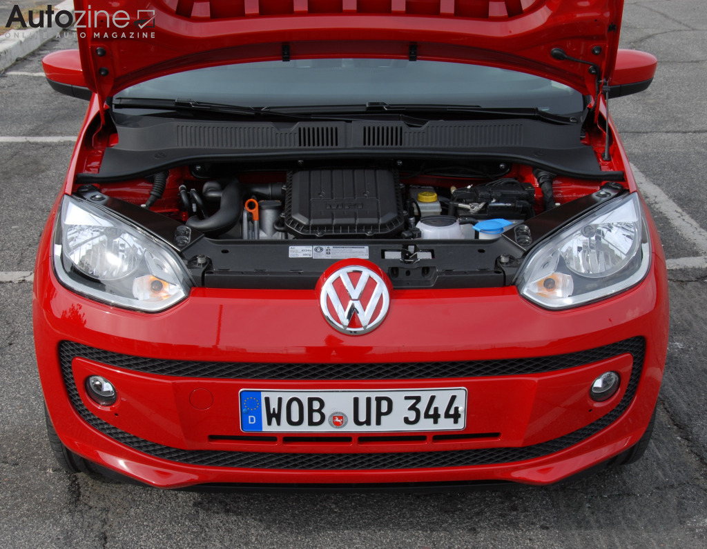 Volkswagen Up! Motor