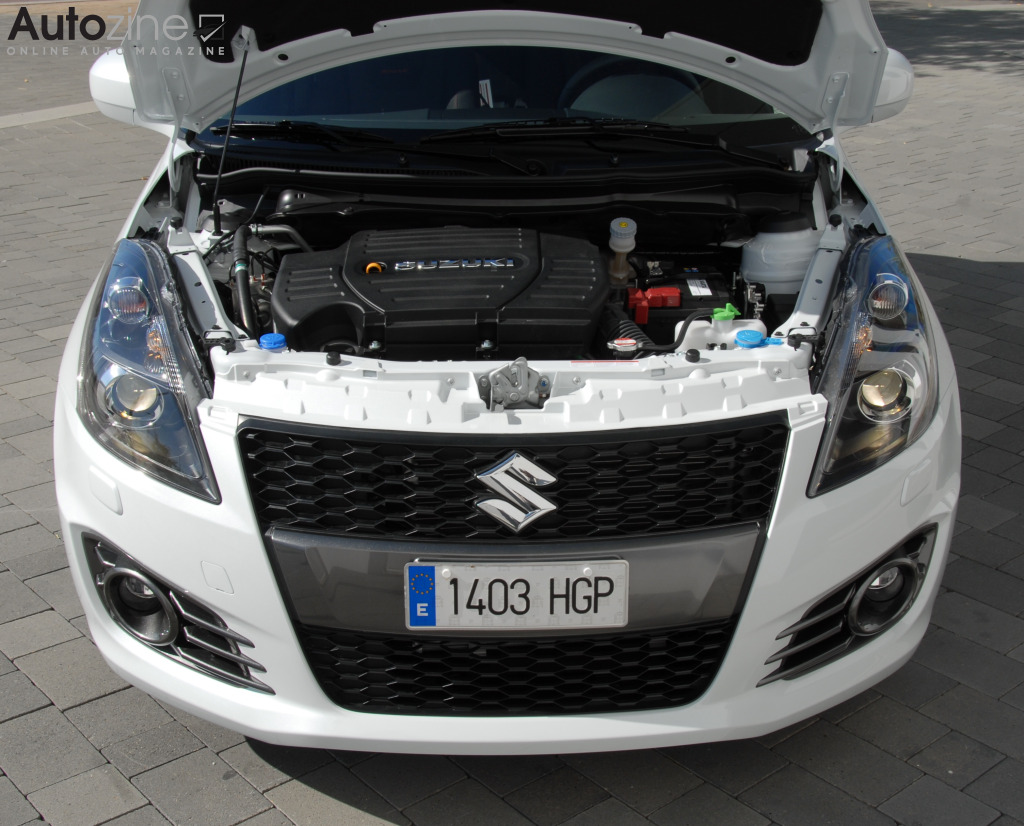 Suzuki Swift Sport Motor