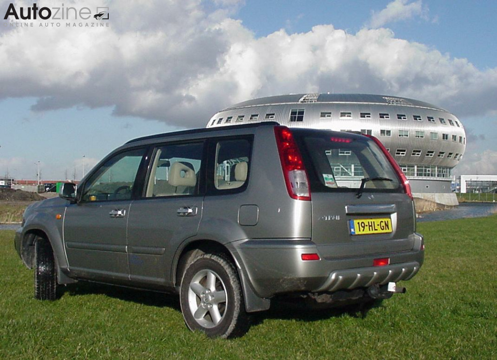Nissan X-Trail (2001 - 2007) Modecentrum