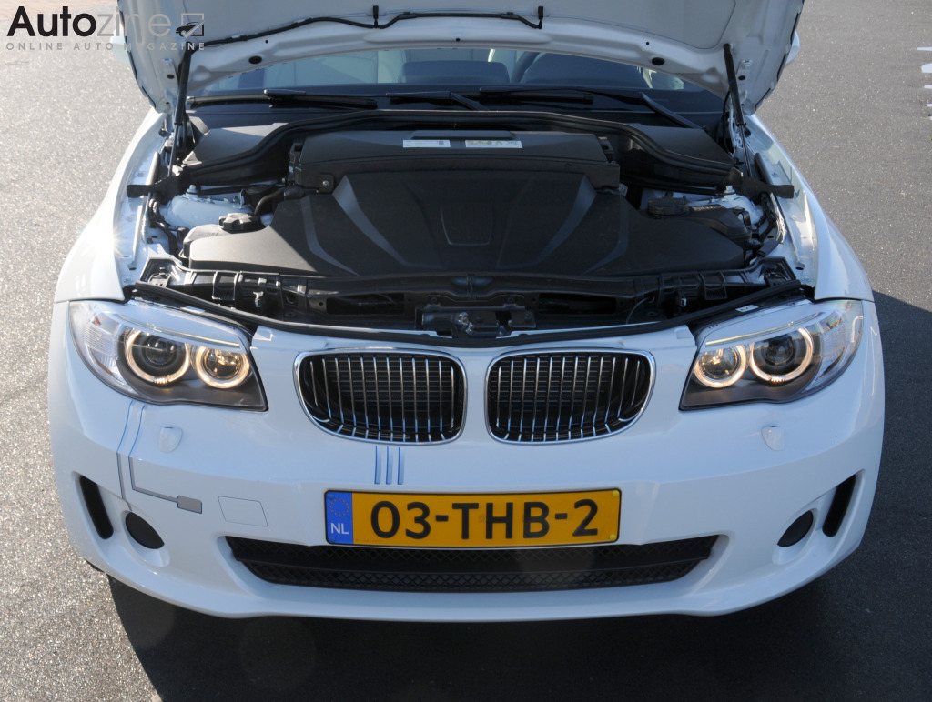 BMW ActiveE Motor