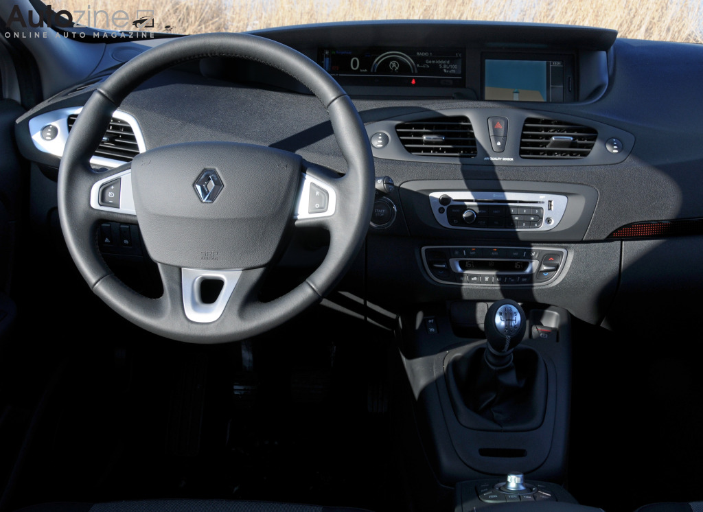 Renault Grand Scenic (2009 - 2016) Interieur