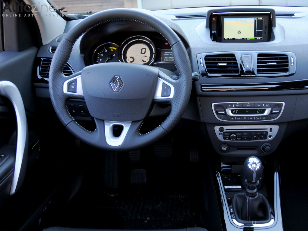 Renault Megane Estate (2009 - 2016) Interieur