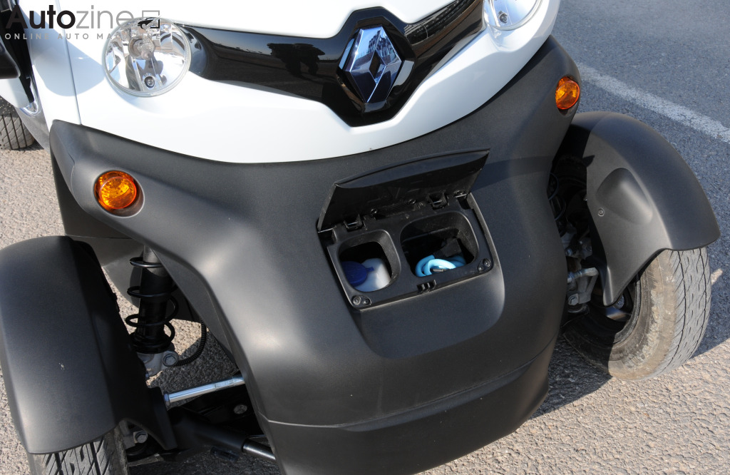 Renault Twizy Motor